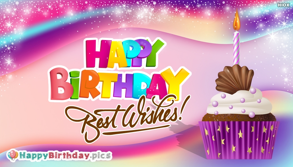 Best Happy Birthday Wishes & Quotes Images, Pictures