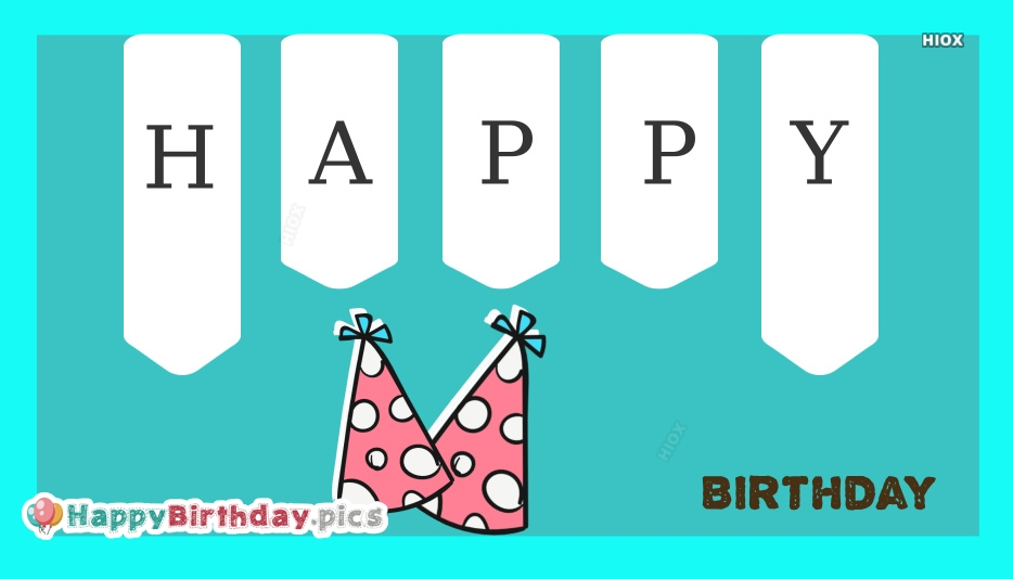Happy Birthday Card Image Free
