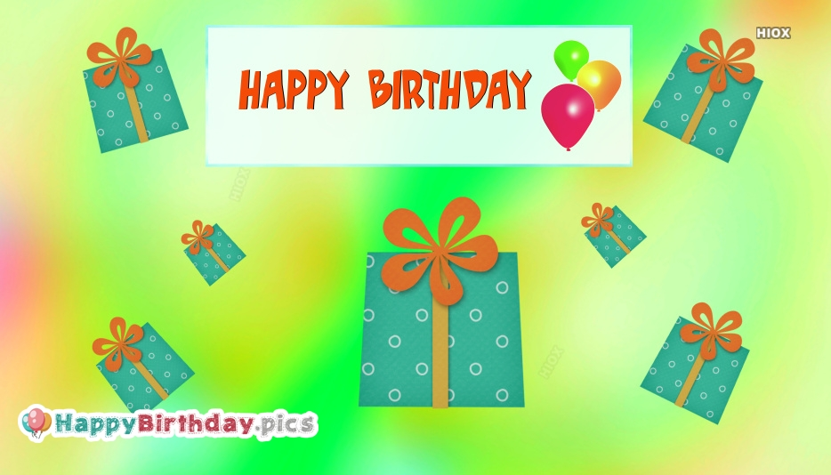 Happy Birthday Gift Images Free Download At Happybirthdaypics