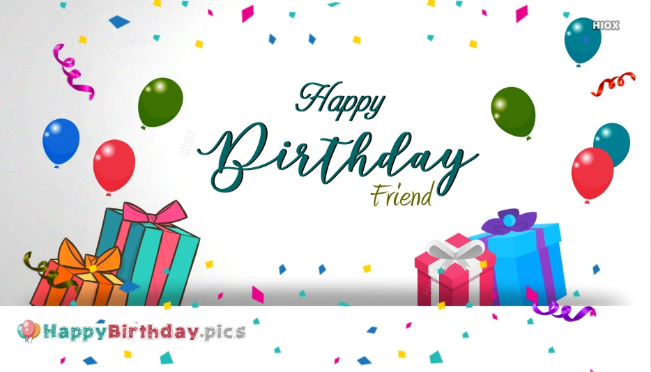 Happy Birthday Images for Best Friends