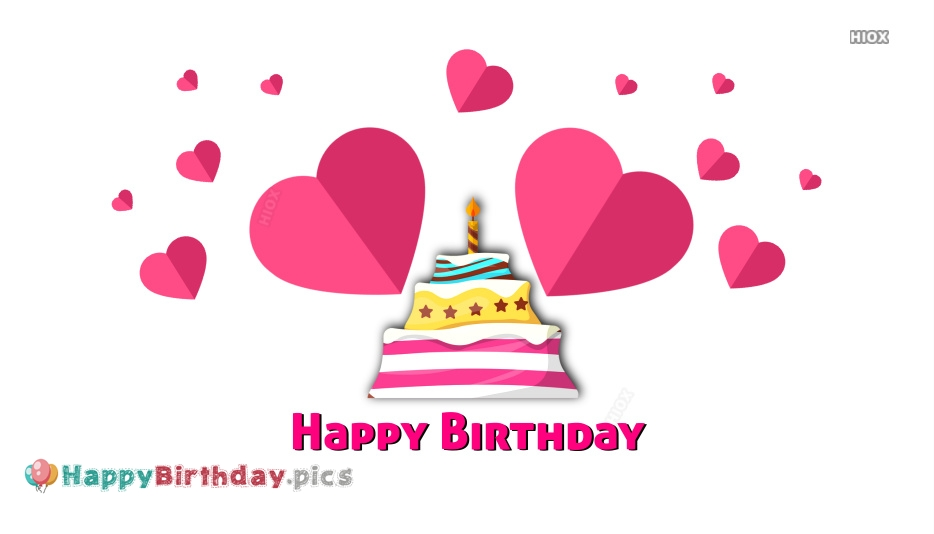 Happy Birthday Love Images