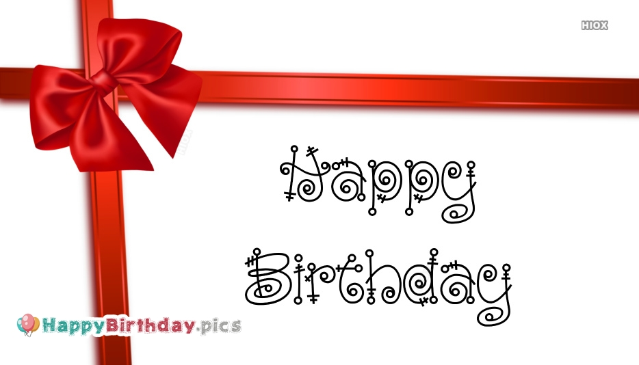 Wallpaper Happy Birthday Images, Pictures