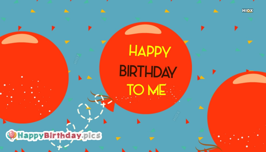 Balloon Happy Birthday Images, Pictures