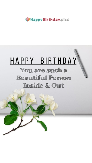 Simple Birthday Message To A Friend