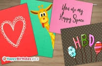 Creative Birthday Wishes Images