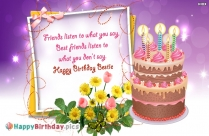 Its Your Day Birthday Wish Greeting