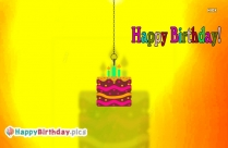 Happy Birthday To You Cake Images