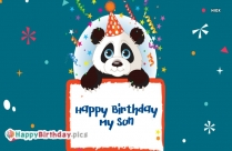 happy birthday cartoon images for him