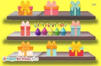 happy birthday gift images hd free download