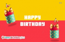 Happy Birthday Whatsapp Status