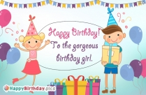 Happy Birthday To You Greetings